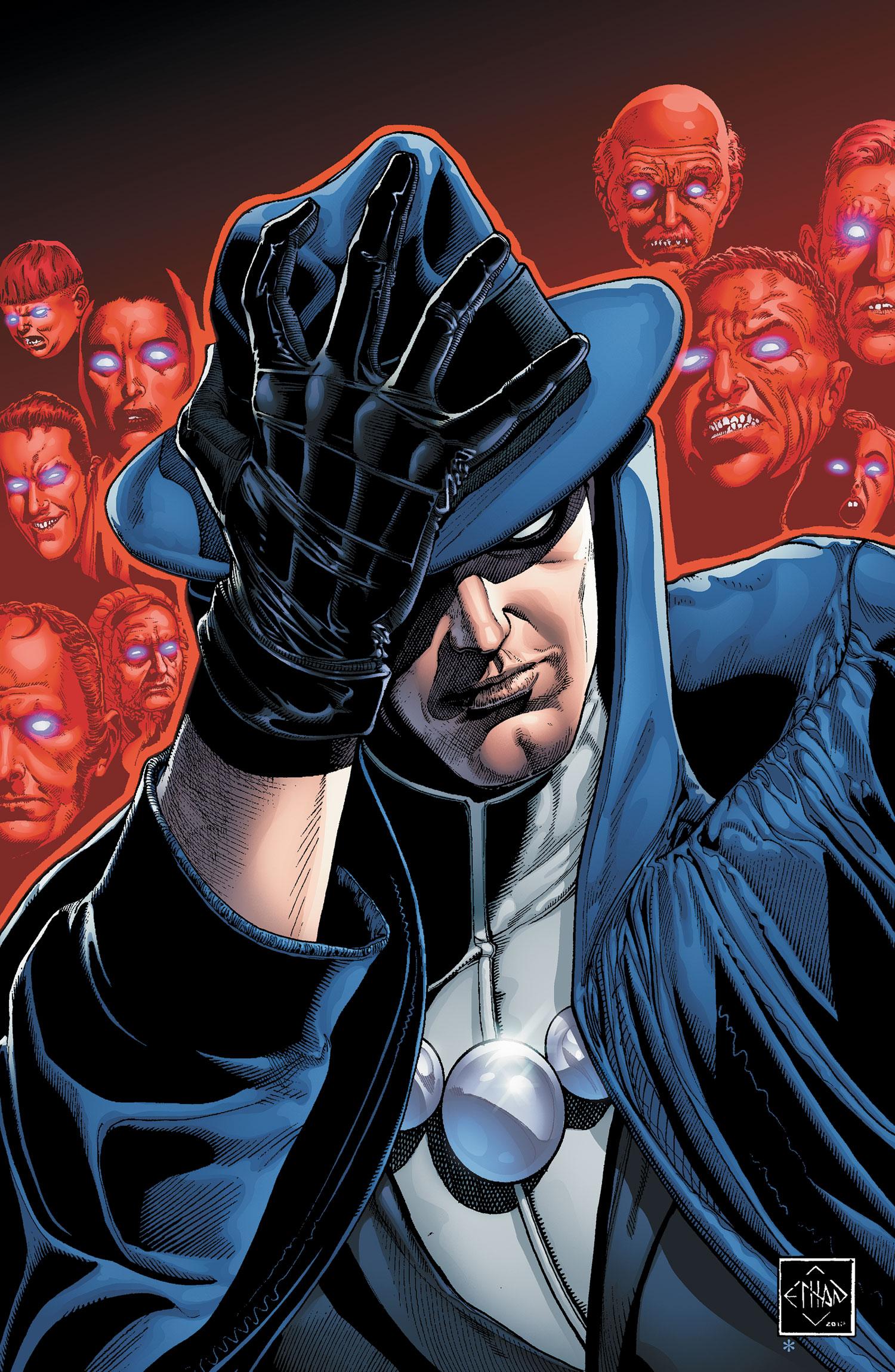Phantom Stranger #4