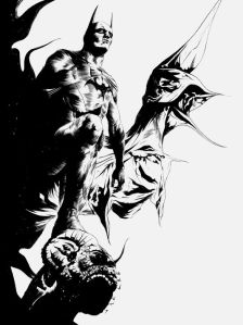 Batman by Jae Lee