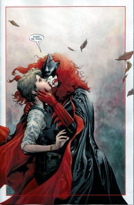 Batwoman Proposal Pic