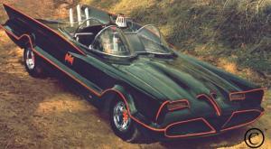 1966 Batmobile Copy