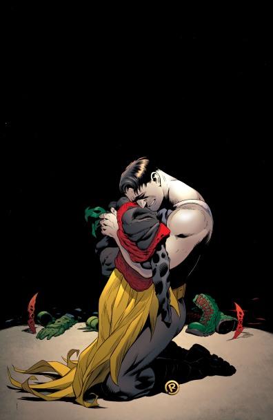 Batman and Robin Sad Ending