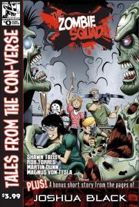 The Zombie Squad #0
