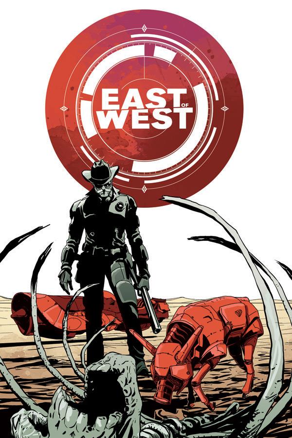 East of West #2 - Hickman/Dragotta - Image Comics - $3.50
