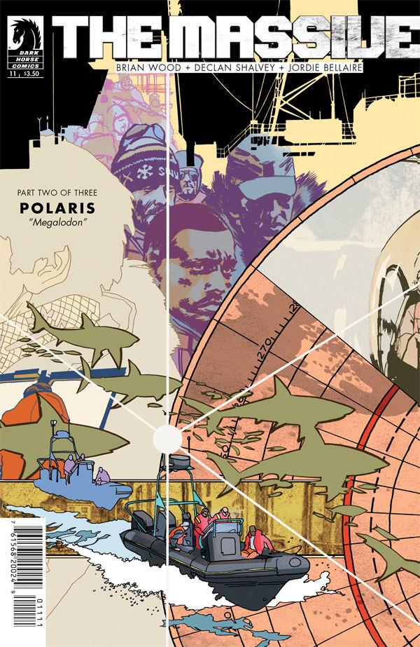 Massive #11 - Wood/Shalvey/Bellaire/Leon - Dark Horse Comics - $3.50