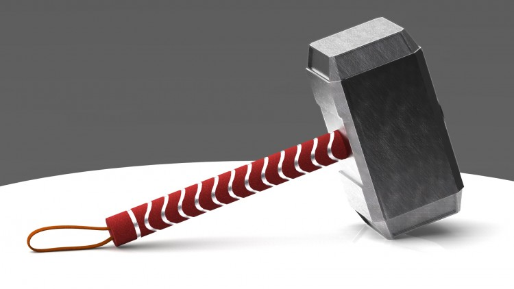 Mjolnir_the_Mighty_Hammer_of_Thor