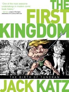 First Kingdom Vol 1 cover