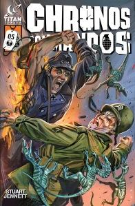 CHRONOS COMMANDOS DAWN PATROL #5