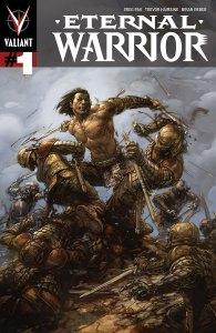 (w) Greg Pak (a) Trevor Hairsine, (c) Brian Reber, Valiant Comics, $3.99