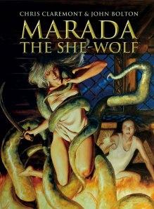 Marada The-She Wolf