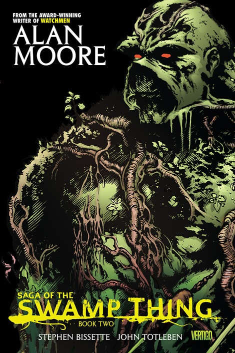 Saga of the Swamp Thing TBP #2 Cover