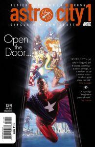 Astro City #1 (w) Kurt Busiek (a) Brent Anderson Vertigo Comics, $3.99