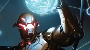 Ultron. Not a nice robot.