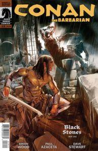 Conan the Barbarian #19 (w) Brian Wood (a) Paul Azaceta (c) Dave Stewart Dark Horse Comics