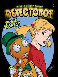 (w) Peter Timony (a) Bobby Timony Monkeybrain Comics, 0.99  Available at comixology
