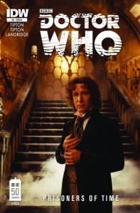 Doctor Who: Prisoners of Time #8 (w) David Tipton, Scott Tipton (a) Roger Langridge IDW Publising, $3.99