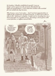 Fagin by Eisner, a softer yet still street urchin chracterization