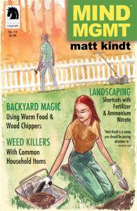 Mind MGMT #14 (w/a) Matt Kindt Dark Horse Comics, $3.99