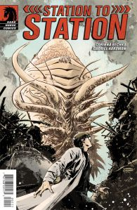 Station to Station (one-shot) (w) Corrina Beckho, Gabriel Hardman (a) Gabriel Hardman Dark Horse Comics, $2.99