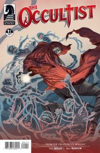 The Occultist #1 (w) Tim Seeley (a) Mike Norton (c) Allen Passalaque, Dark Horse Comics, $3.50