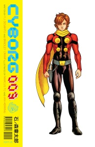 Cyborg 009 (w) F.J. DeSanto, Bradley Camp (a) Marcus To (c) Ian Herring (l) Deron Bennett, Archaia Entertainment, $24.95