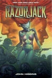 (w/p/c) John Higgins, Titan Comics, $19.99