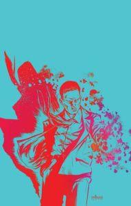 """Zero #2"" Ales Kot, Mateus Santolouco Image Comics $2.99"