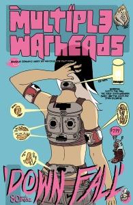 Multiple Warheads: Downfall (one-shot) (w/a) Brandon Graham, Image Comics, $7.99