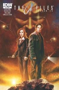 The X-Files Season 10 #5 (w) Joe Harris, Chris Carter (a) Michael Walsh, IDW Comics, $3.99