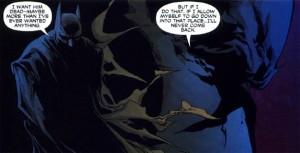 Batman - Not Killing Joker