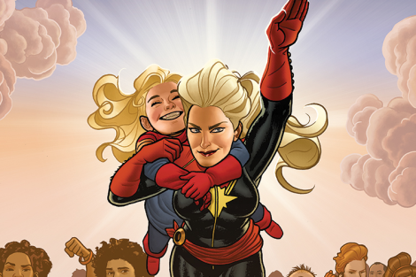 CREDIT: Marvel Comics View Full Size Image