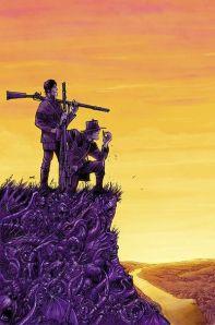 """Manifest Destiny #1"" Chris Dingess, (w) Matthew Roberts (a) Image Comics $2.99"