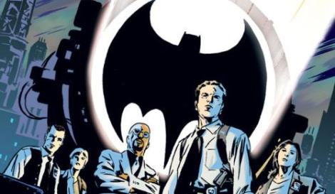 Gotham-Central