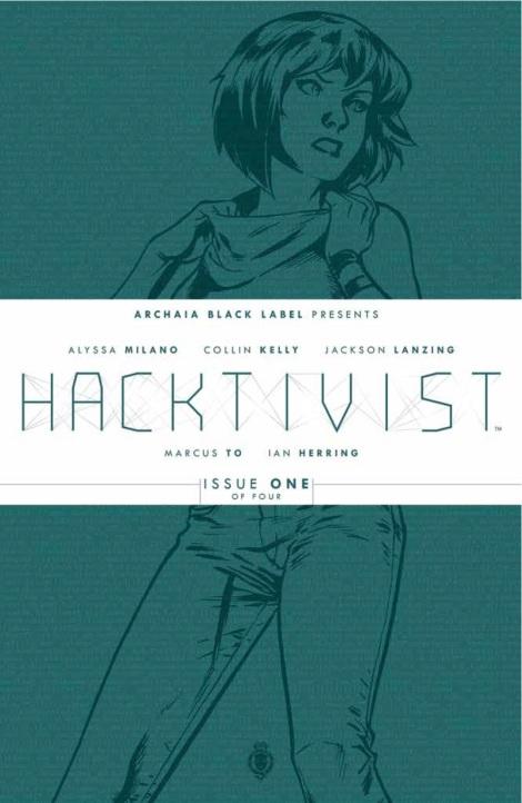 Hacktivist Promo
