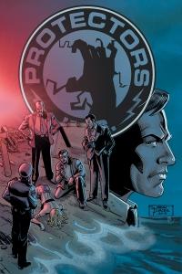 """Protectors Inc #2"" J. Michael Straczynski (w) Gordon Purcell (a) Image Comics $2.99"