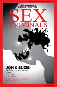Sex Criminals - Time Magazine #1