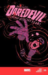 Daredevil 35 W