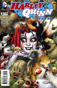 DC Comics W: Conner, Palmiotti A: Hardin, Rous $2.99 - 32 Pages