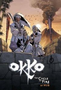 Okko Volume 4 by HUB