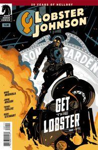 w) Mike Mignola and John Arcudi a) Tonci Zonjic Dark Horse Comics $3.99