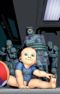 """Archer & Armstrong #0"" (w) Fred Van Lente (a) Pere Perez Valiant Comics $3.99"