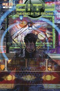 """City: The Mind in the Machine #1"" (w) Eric Garcia (a) Javi Fernandez, Tommy Lee Edwards IDW Publishing $3.99"