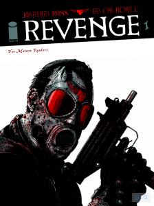 w) Jonathan Ross a) Ian Churchill $2.99 Image Comics