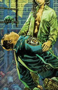 [w] Greg Rucka [a] Toni Fejzula Dark Horse Comics $3.50 Releases: April 2nd, 2014
