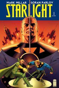 w) Mark Millar a) Goran Parlov $2.99 Image Comics