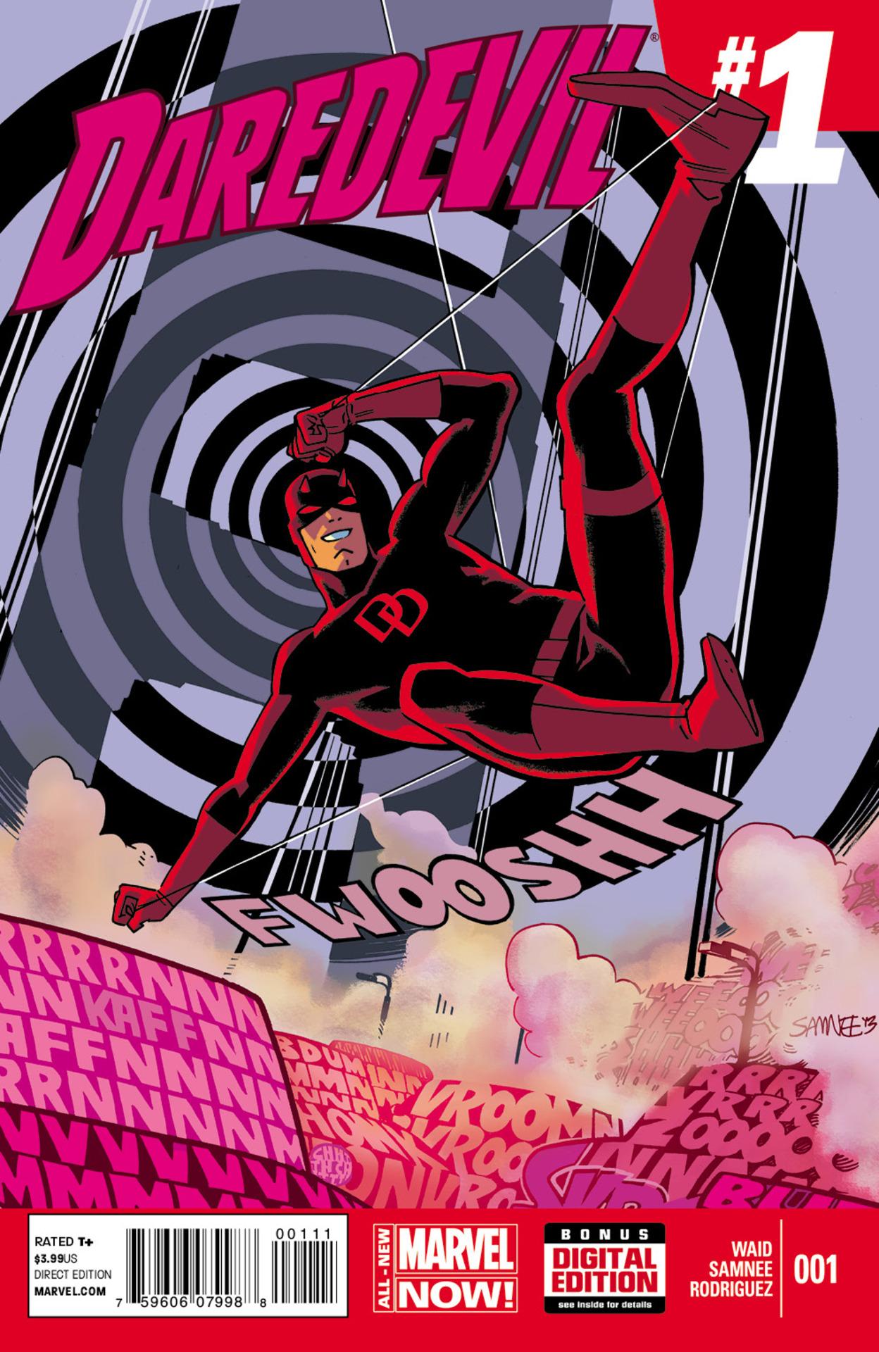 Daredevil 01 (2014) Cover
