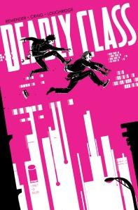 (w) Rick Remender (a) Wes Craig (p) Image Comics $3.50