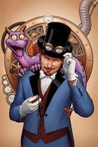 """""""Figment #1"""" (w) Jim Zubkavich (a) Philipe Andrade Marvel Comics $3.99"""