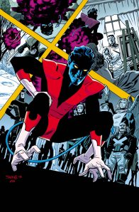 """Nightcrawler #1"" (w) Chris Claremont (a) Todd Nauck Marvel Comics"