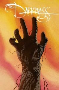 """The Darkness: Close Your Eyes"" (w) Ales Kot (a) Maro Oleksicki Image Comics $3.99"