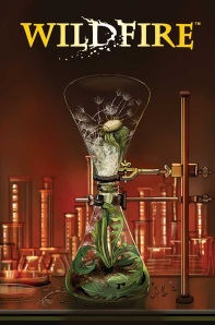 """Wildfire #1"" (w) Matt Hawkins (a) Linda Sejic Image Comics $3.99"